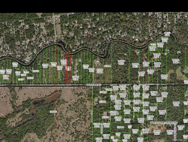 15923 W River Road, Inglis, FL 34449 (MLS #779347) :: Pristine Properties