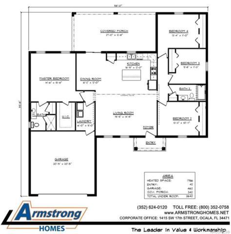 4265 W Malaluka Circle, Citrus Springs, FL 34433 (MLS #779361) :: Plantation Realty Inc.