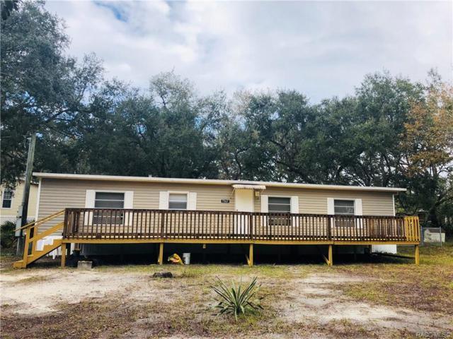 7065 W Tahia Court, Homosassa, FL 34446 (MLS #779362) :: Plantation Realty Inc.