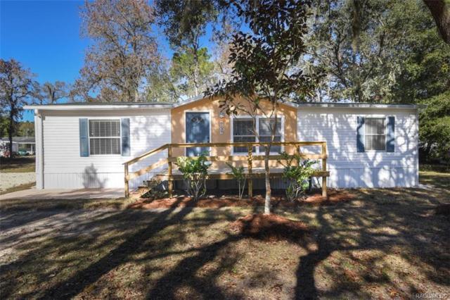 6539 W Beaumont Lane, Homosassa, FL 34448 (MLS #779368) :: Plantation Realty Inc.
