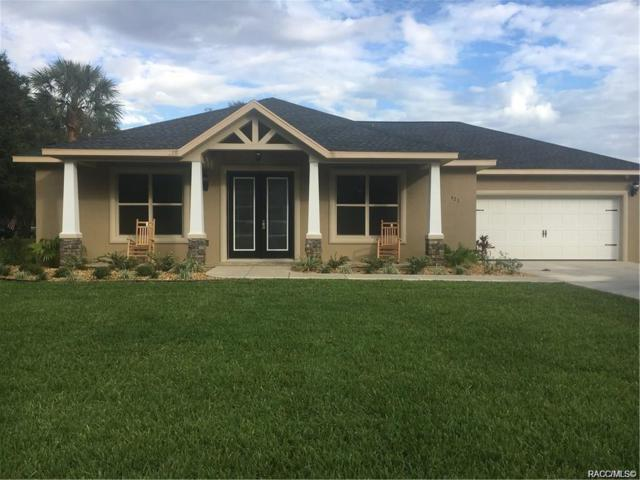 185 N Independence Highway, Inverness, FL 34453 (MLS #779380) :: Plantation Realty Inc.