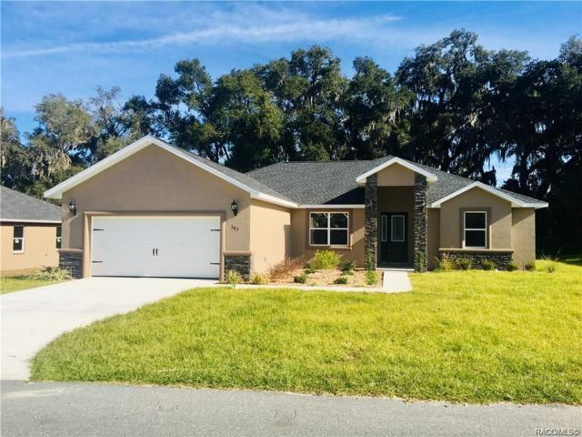 197 N Independence Avenue, Inverness, FL 34453 (MLS #779384) :: Plantation Realty Inc.