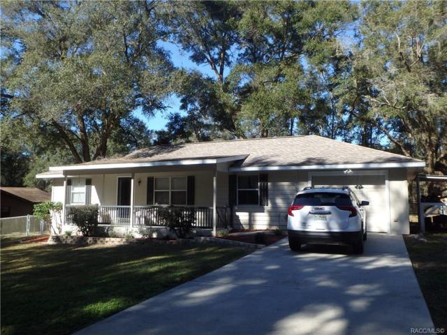 6705 E Seneca Street, Inverness, FL 34452 (MLS #779407) :: Plantation Realty Inc.