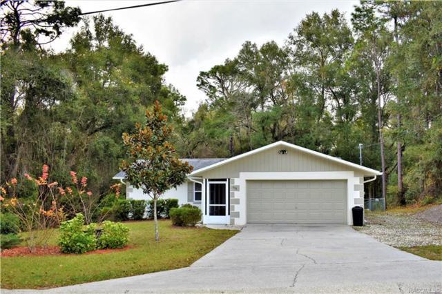 206 Poppy Lane, Inverness, FL 34452 (MLS #779440) :: Plantation Realty Inc.