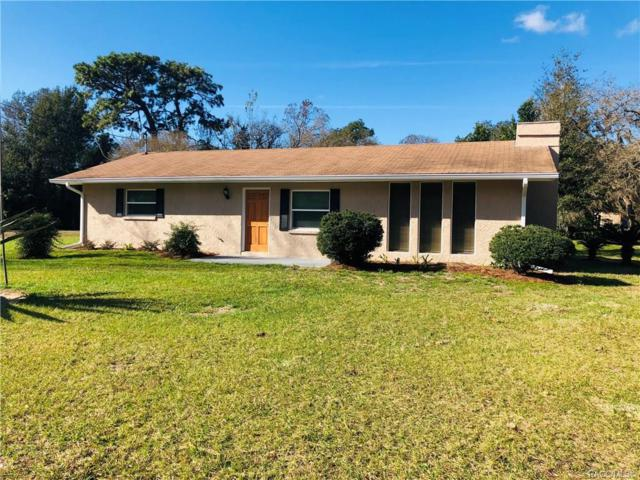2458 S Pine Ridge Avenue, Homosassa, FL 34448 (MLS #779445) :: Plantation Realty Inc.