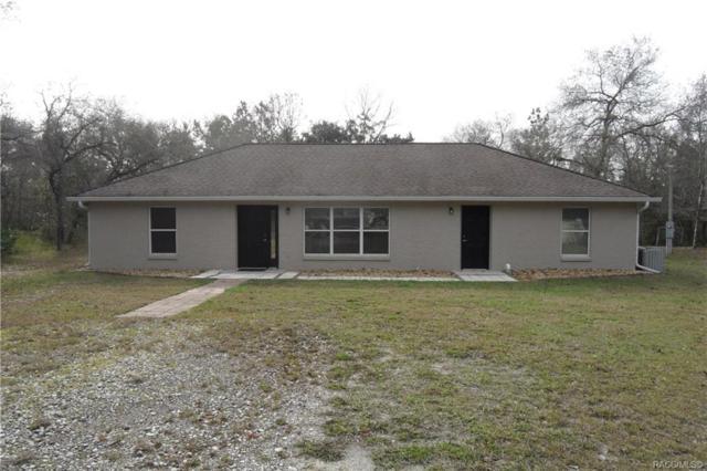4886 W Mockingbird Street, Homosassa, FL 34446 (MLS #779495) :: Plantation Realty Inc.