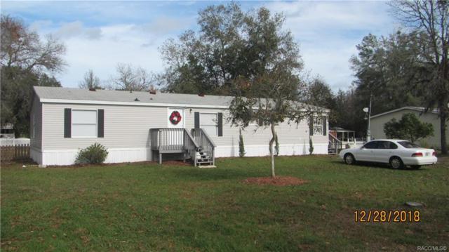 8191 W Scotch Pine Lane, Crystal River, FL 34428 (MLS #779499) :: Plantation Realty Inc.