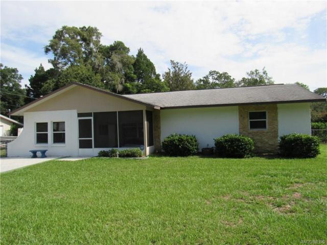 9751 W Sandra Street, Crystal River, FL 34428 (MLS #779508) :: Plantation Realty Inc.