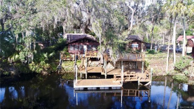 20 Palm Circle Drive, Inglis, FL 34449 (MLS #779530) :: Pristine Properties