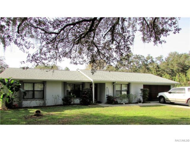 449 E Stratford, Lecanto, FL 34461 (MLS #779534) :: Plantation Realty Inc.