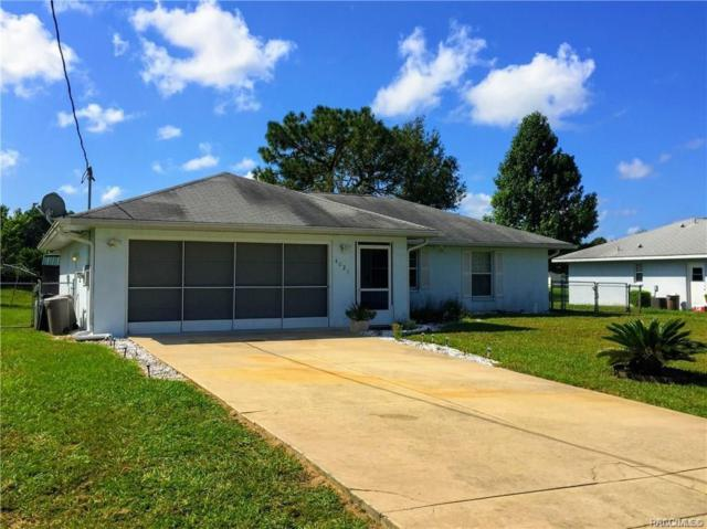 4026 E Wilma Street, Inverness, FL 34453 (MLS #779535) :: Plantation Realty Inc.