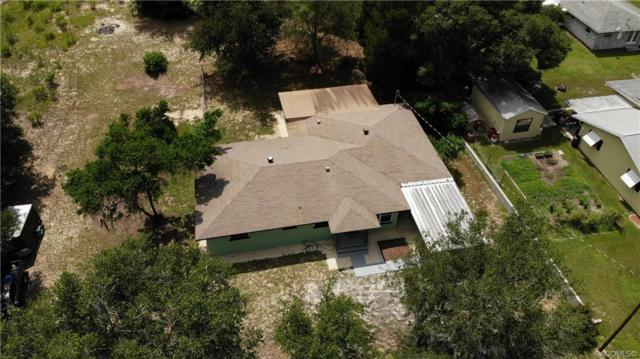 11960 N Ellsworth Terrace, Dunnellon, FL 34433 (MLS #779537) :: Plantation Realty Inc.