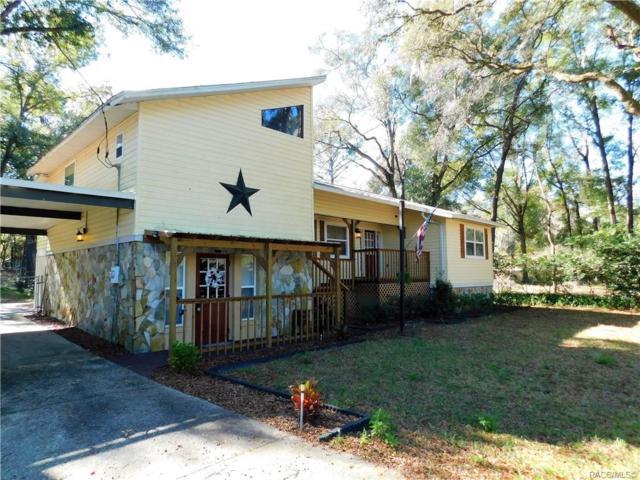 7346 W Dunklin Street, Dunnellon, FL 34433 (MLS #779551) :: Plantation Realty Inc.