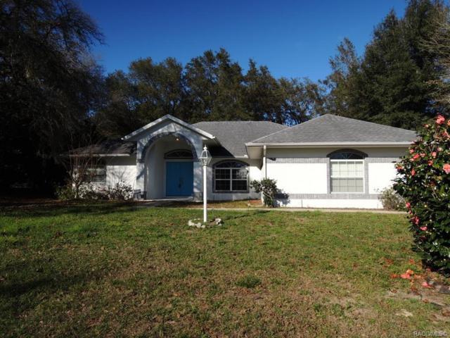 1418 E Saint James Loop, Inverness, FL 34453 (MLS #779555) :: Plantation Realty Inc.