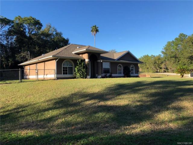 5610 S Nina Terrace, Inverness, FL 34452 (MLS #779573) :: Plantation Realty Inc.