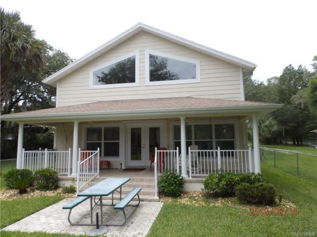 9275 SW 186th Terrace, Dunnellon, FL 34432 (MLS #779600) :: Plantation Realty Inc.
