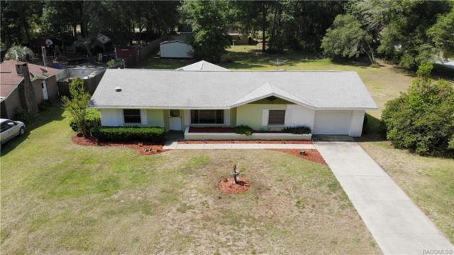 21040 SW Marine Boulevard, Dunnellon, FL 34431 (MLS #779636) :: Plantation Realty Inc.