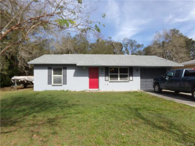 7195 W Village Drive, Homosassa, FL 34446 (MLS #779640) :: Plantation Realty Inc.