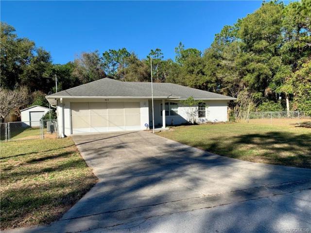 923 Birch Avenue #52, Inverness, FL 34452 (MLS #779644) :: Plantation Realty Inc.
