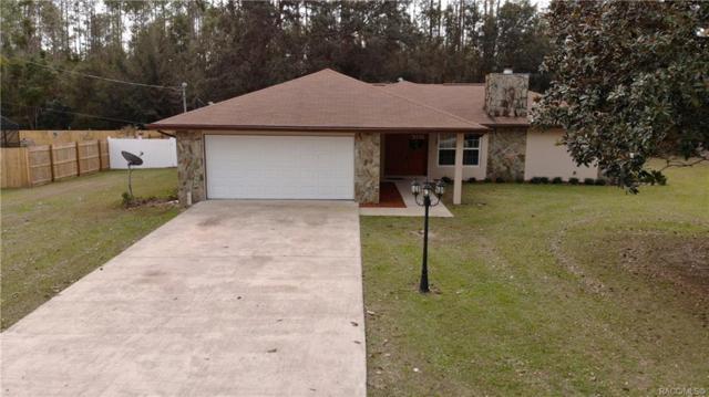 21426 SW Peach Blosson Street, Dunnellon, FL 34431 (MLS #779646) :: Plantation Realty Inc.