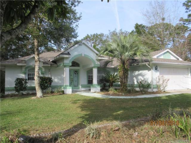 4 Greentree Street, Homosassa, FL 34446 (MLS #779690) :: Plantation Realty Inc.