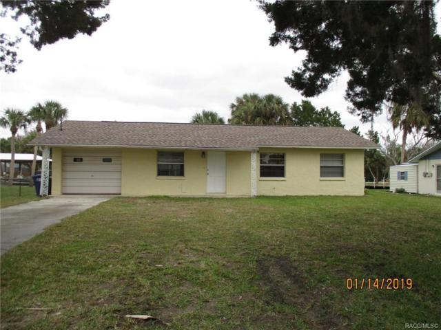 2071 NW 18th Street, Crystal River, FL 34428 (MLS #779713) :: Plantation Realty Inc.
