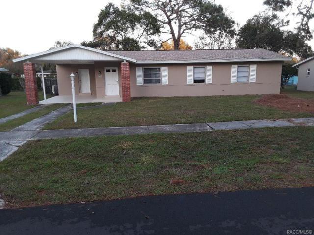 2435 W Jonquil Drive, Citrus Springs, FL 34434 (MLS #779748) :: Plantation Realty Inc.