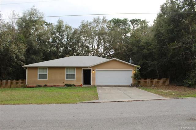 3104 E Lloyd Street, Inverness, FL 34453 (MLS #779786) :: Plantation Realty Inc.