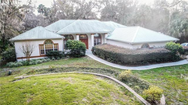 94 Winding River Lane, Inglis, FL 34449 (MLS #779787) :: Plantation Realty Inc.