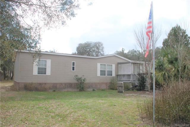 4236 W Meadow Street, Homosassa, FL 34446 (MLS #779806) :: Plantation Realty Inc.