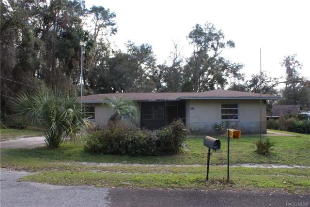6696 E Malverne Street, Inverness, FL 34452 (MLS #779832) :: Plantation Realty Inc.