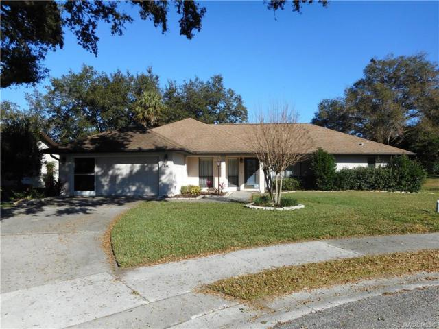 1337 N Hunterston Point, Crystal River, FL 34429 (MLS #779874) :: Plantation Realty Inc.