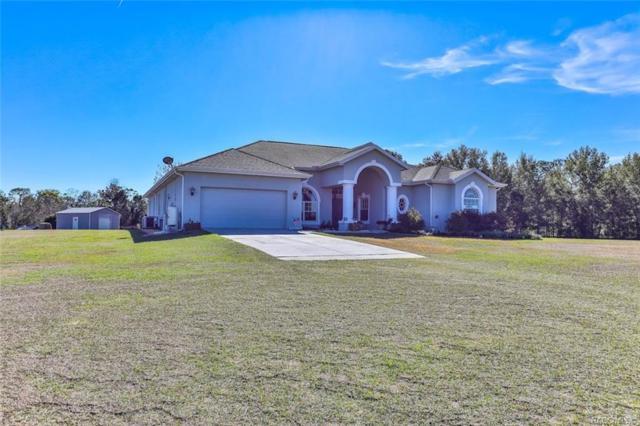5802 E Quicksilver Court, Floral City, FL 34436 (MLS #780010) :: Plantation Realty Inc.
