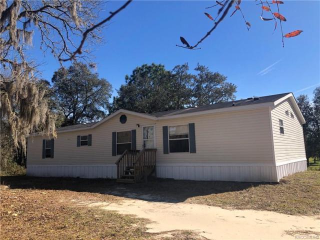 596 E Jinnita Street, Hernando, FL 34442 (MLS #780030) :: Pristine Properties