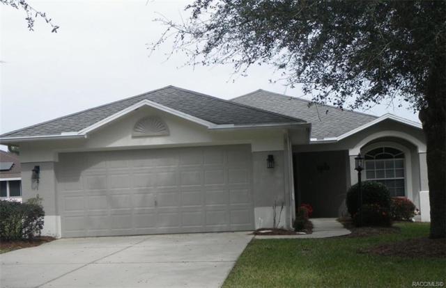 2101 N Brentwood Circle, Lecanto, FL 34461 (MLS #780110) :: Plantation Realty Inc.