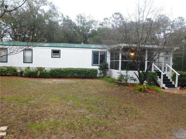 6156 W Lerchen Court, Homosassa, FL 34446 (MLS #780182) :: Plantation Realty Inc.