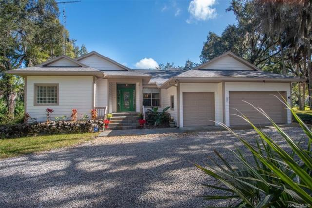 11405 N Honey Jorden Point, Inglis, FL 34449 (MLS #780189) :: Pristine Properties