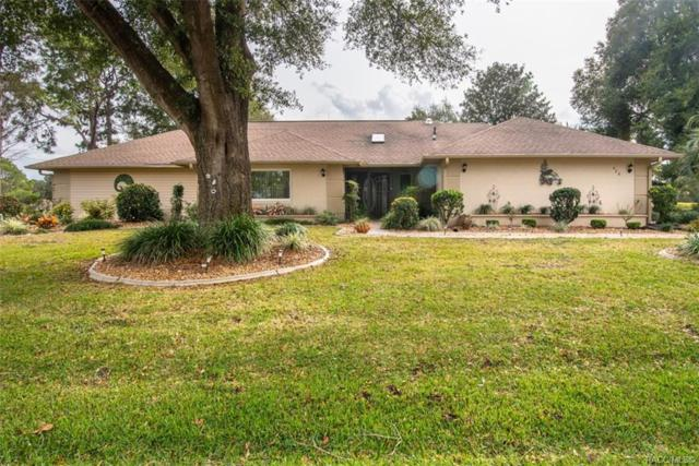 420 E Dakota Court, Hernando, FL 34442 (MLS #780318) :: Plantation Realty Inc.