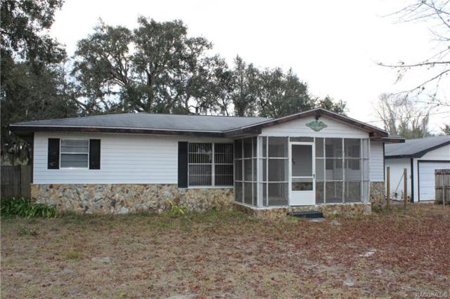 10027 E Gulf To Lake Highway, Inverness, FL 34450 (MLS #780392) :: Plantation Realty Inc.