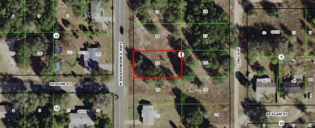910 Independence Highway, Inverness, FL 34453 (MLS #780423) :: Plantation Realty Inc.