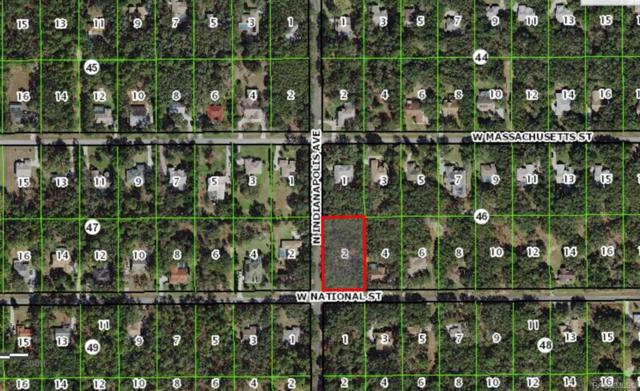 415 W National Street, Hernando, FL 34442 (MLS #780438) :: Plantation Realty Inc.