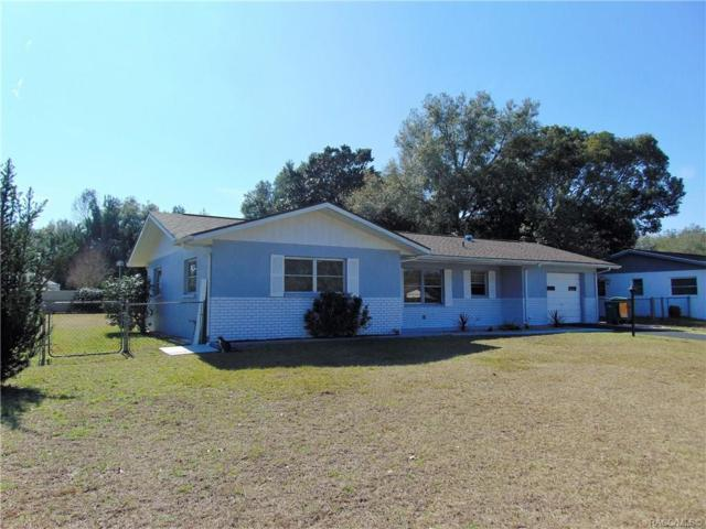 1507 Tuttle Street, Inverness, FL 34452 (MLS #780449) :: Plantation Realty Inc.