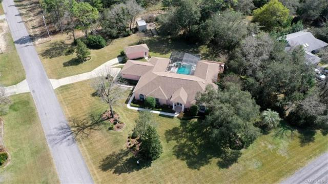 1710 W Pinehill Drive, Beverly Hills, FL 34465 (MLS #780455) :: Plantation Realty Inc.