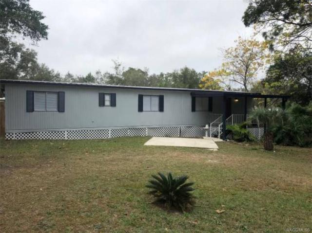 156 N East Avenue, Inverness, FL 34453 (MLS #780464) :: Plantation Realty Inc.