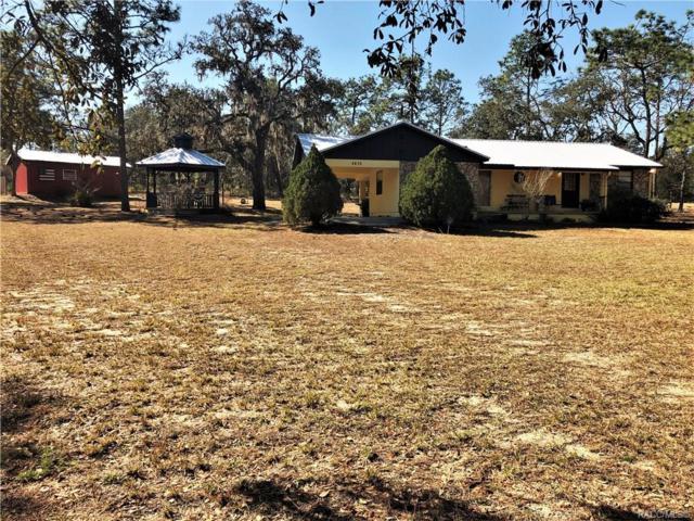 3658 W Glen Street Lot E1/2, Lecanto, FL 34461 (MLS #780485) :: Plantation Realty Inc.