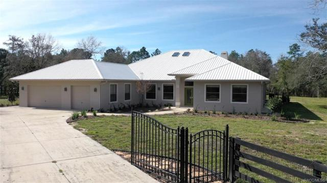 3572 N Stirrup Drive, Beverly Hills, FL 34465 (MLS #780492) :: Plantation Realty Inc.