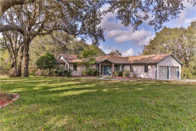 585 E Foresthill Place, Hernando, FL 34442 (MLS #780564) :: Plantation Realty Inc.