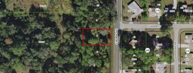 621 S Apopka Avenue, Inverness, FL 34452 (MLS #780621) :: Plantation Realty Inc.