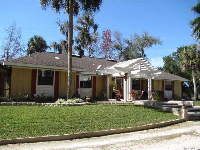 80 Lee Terrace, Inglis, FL 34449 (MLS #780640) :: Plantation Realty Inc.