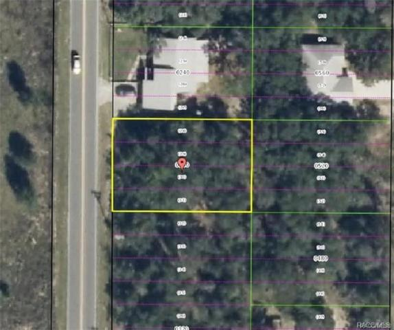 149 S Croft Avenue, Inverness, FL 34453 (MLS #780655) :: Plantation Realty Inc.